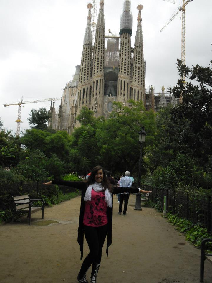 Postais de Barcelona # 1