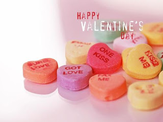 My valentine…