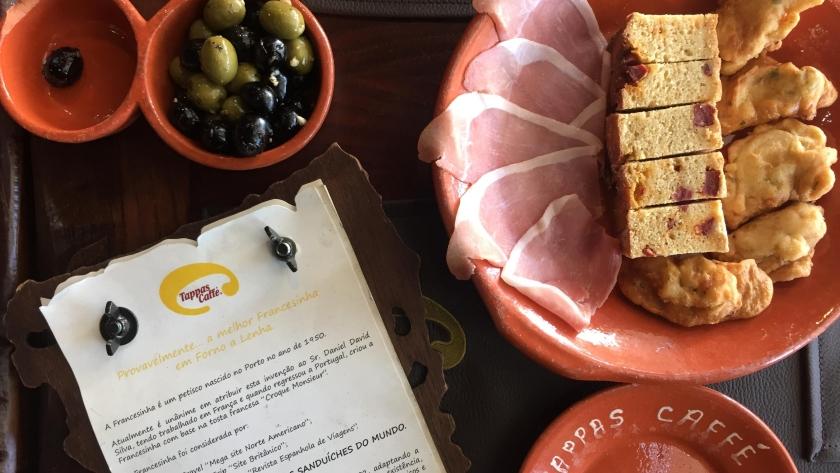 A month, a dinner # Tappas Café