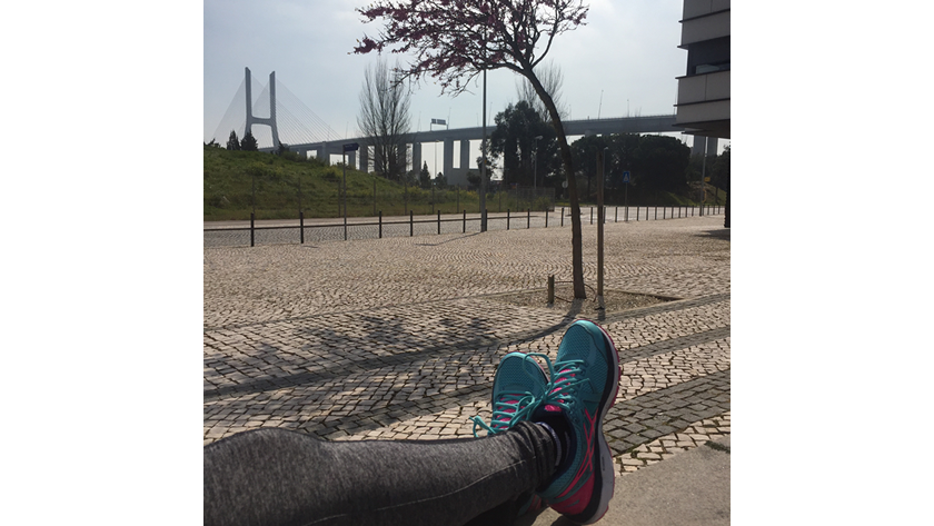 I'm (not) running # 7 – Teste da passada