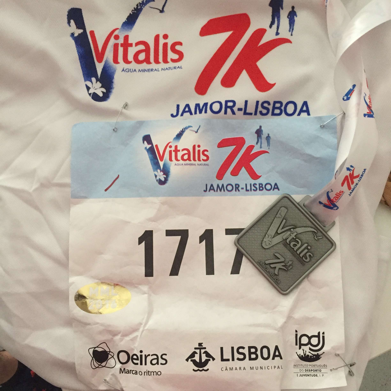 I'm (not) running # 9 – Corrida Vitalis