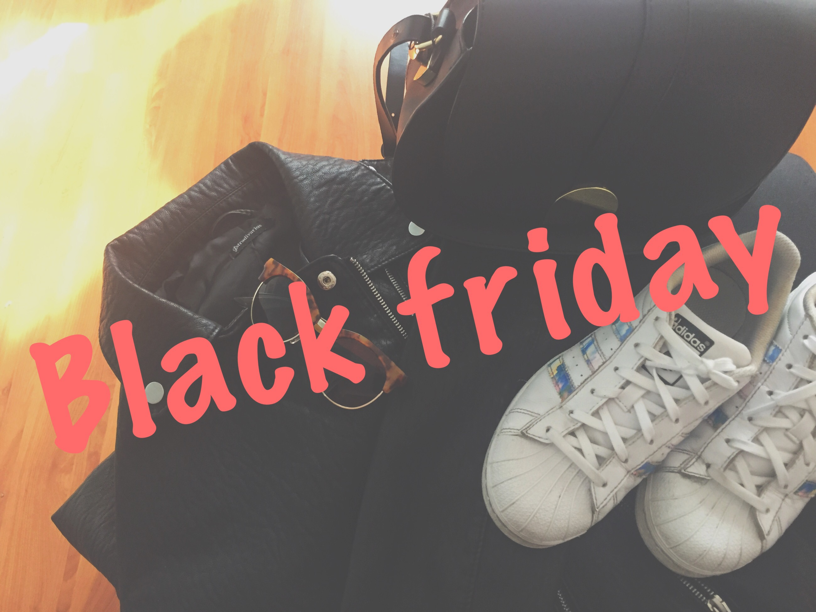 Friday is the new black