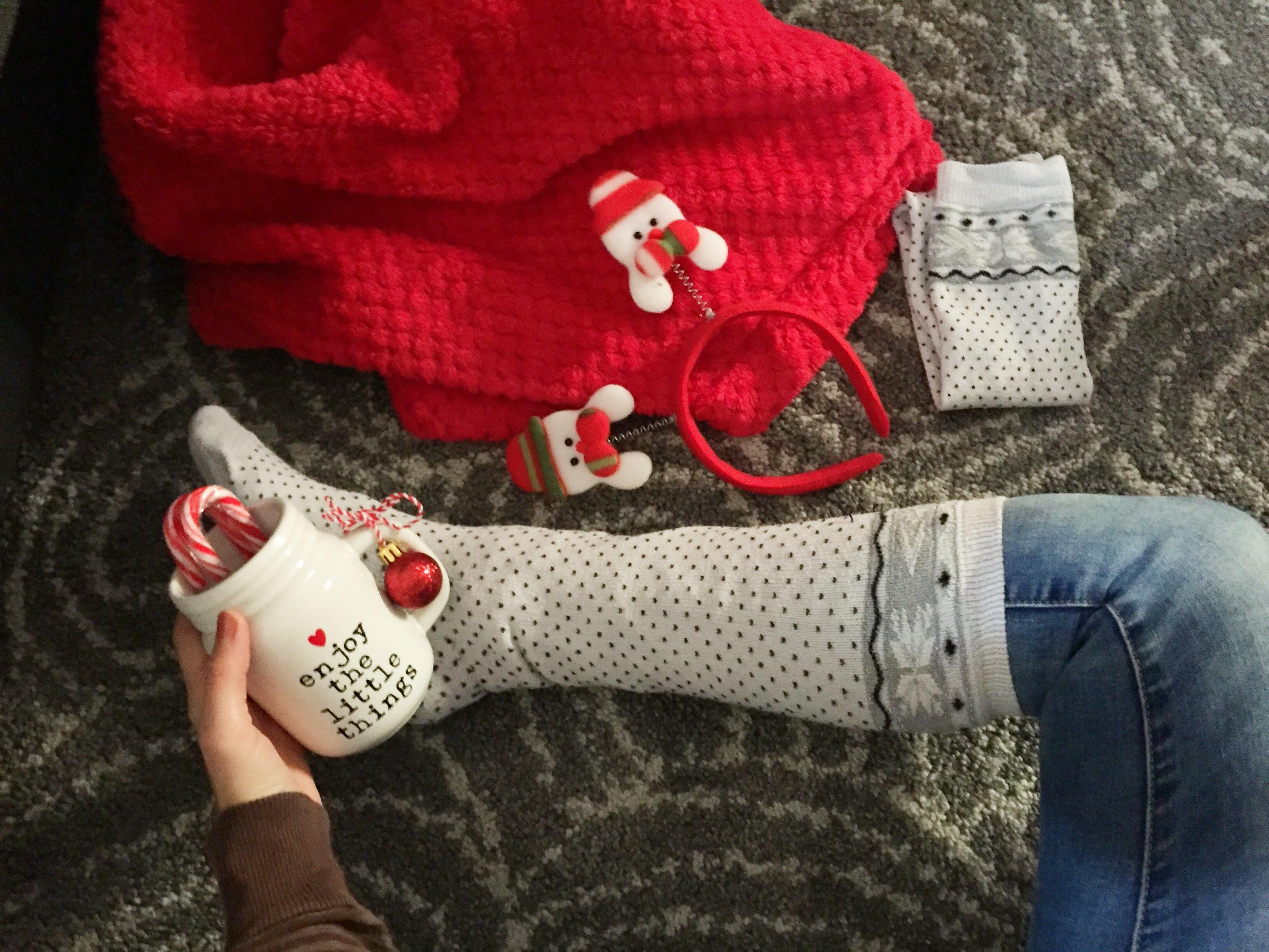 Natal no blog: meias?