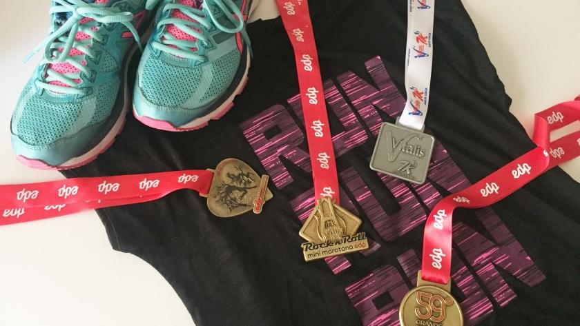 I'm (not) running 18 # não sou uma corredora