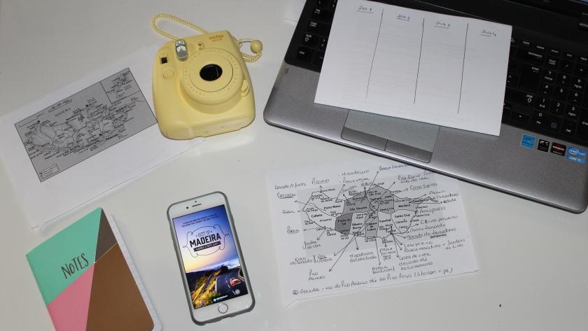 Como planear viagens