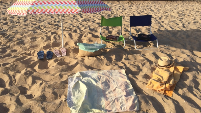 A praia depois dos 30
