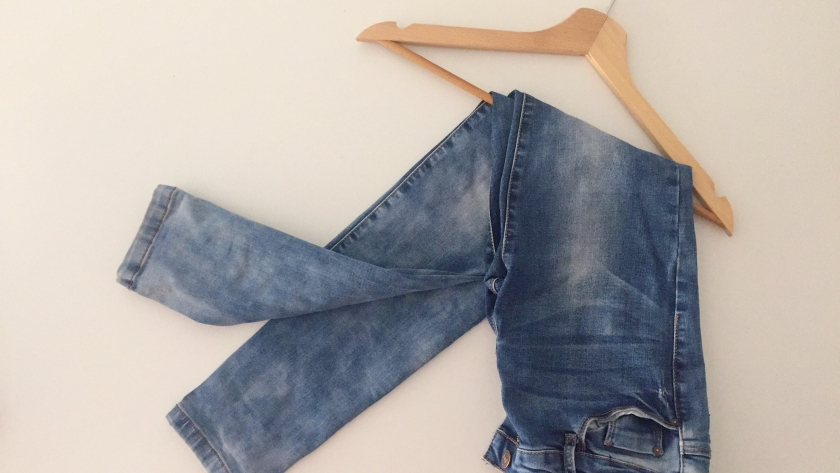 Vamos falar de moda # calças de ganga