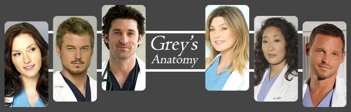 Grey's Anatomy: os crescidos!