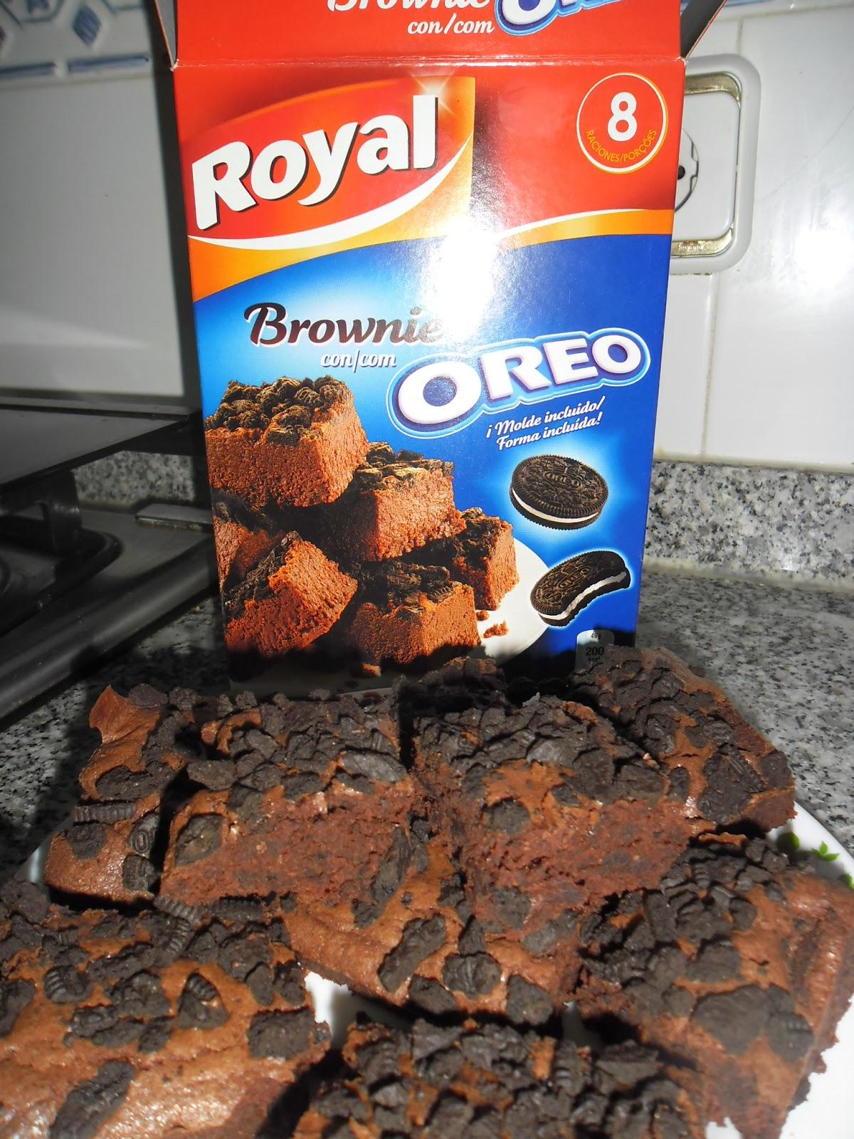 Açúcar dos dias # Brownie de oreo