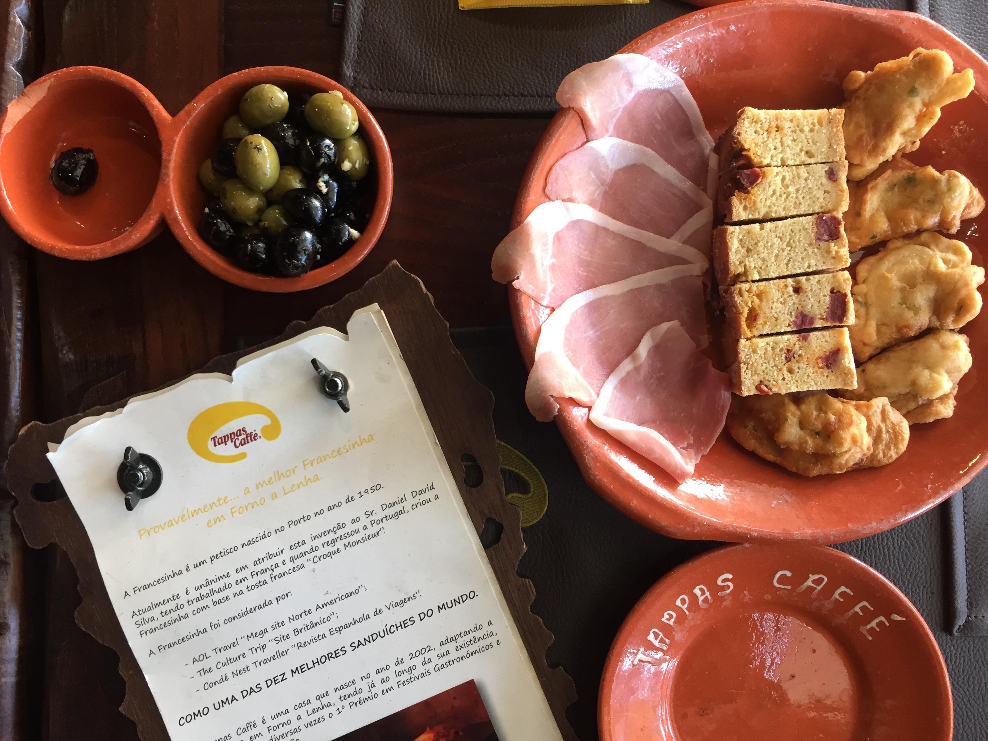 Restaurante | Tappas Café