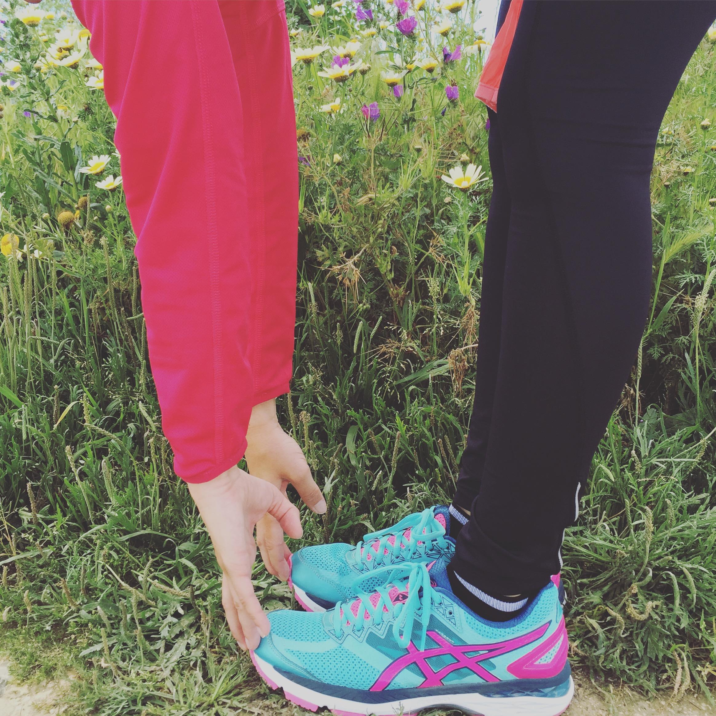 I'm (not) running # 8 – Tipos de dor
