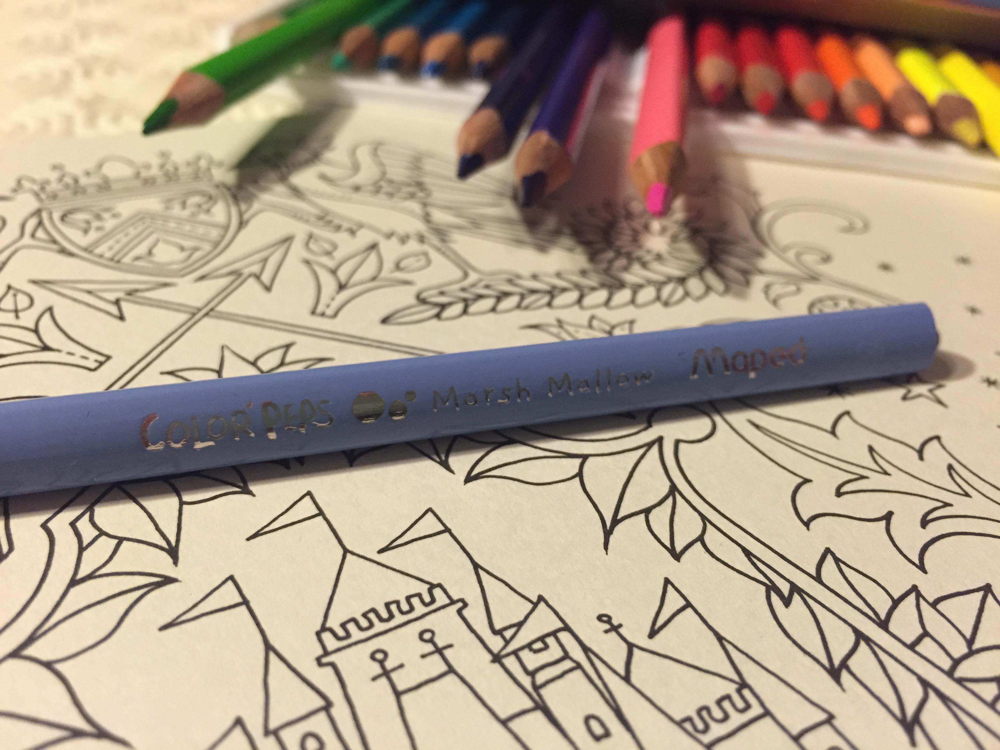 Pintar a lápis