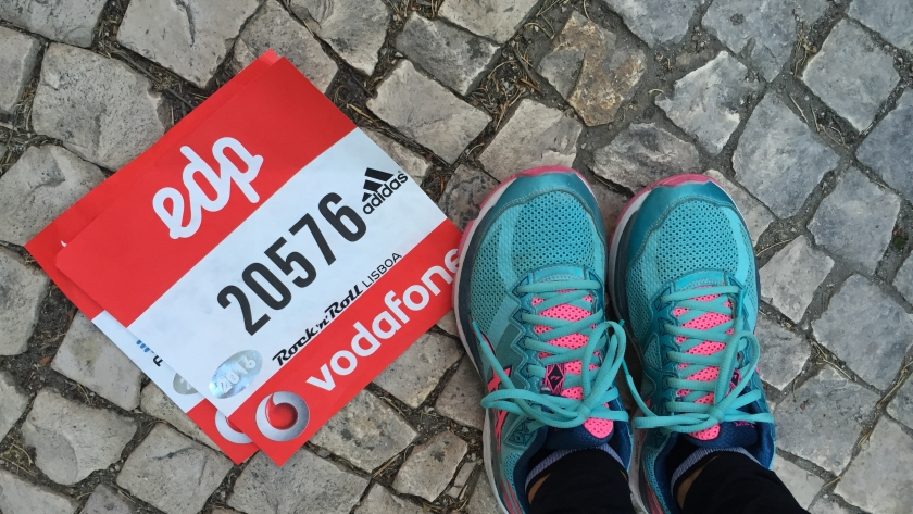 I'm (not) running #14 – Mini Maratona de Lisboa