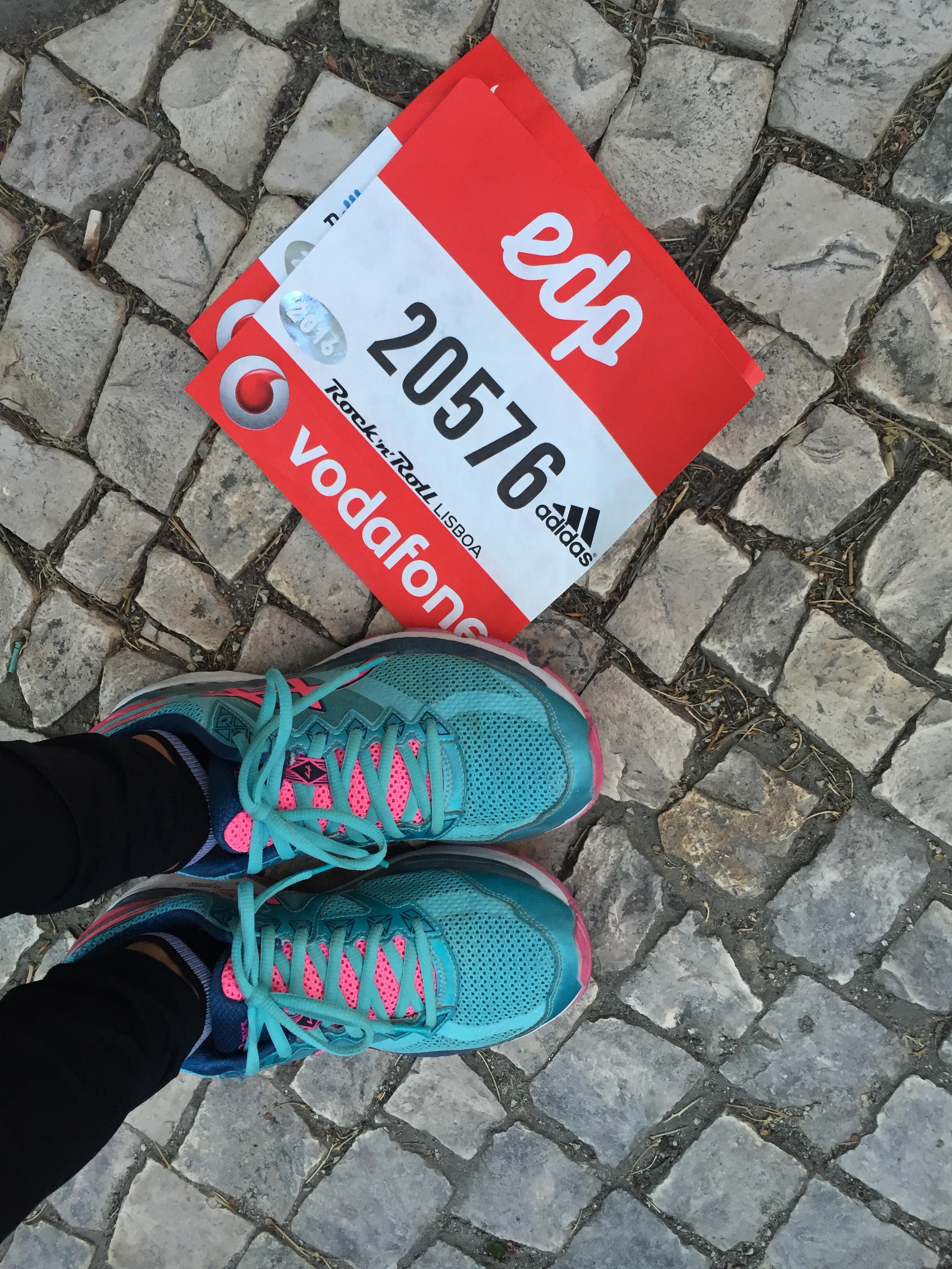 I'm (not) running #14 – Mini Maratona de Lisboa