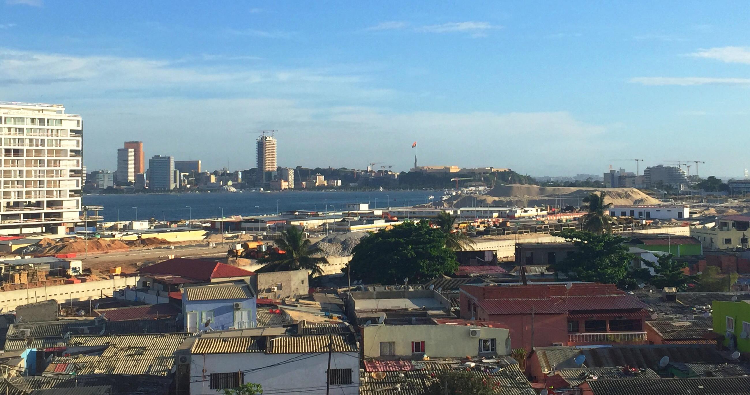 Cartas de Angola # 1