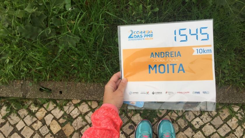 I'm (not) running 16 # Os primeiros 10 km