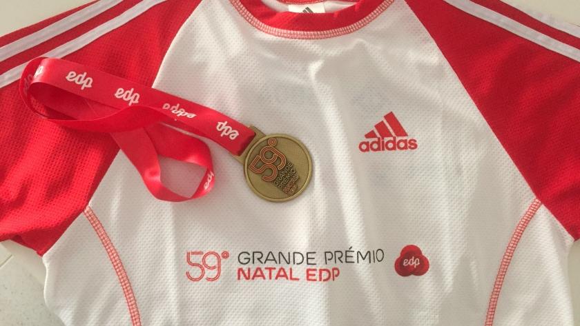 I'm (not) running 17 # edp grande prémio de natal