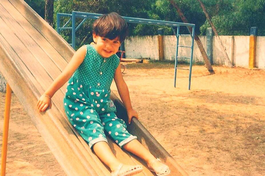 Carta à Andreia quando era criança