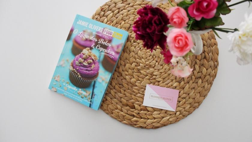 O livro dos bolos e cupcakes