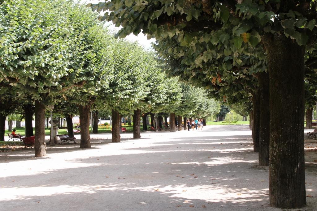 Jardim da cidade
