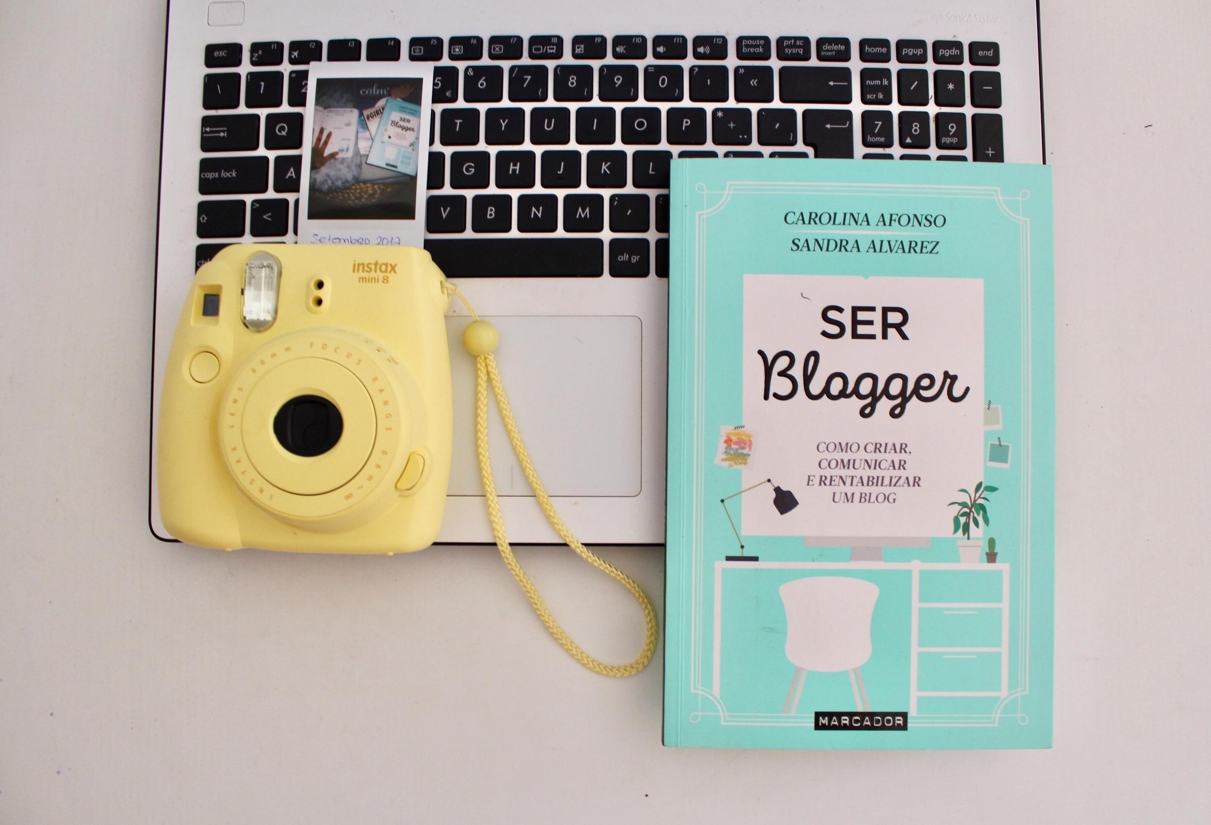 """Livro """"Ser Blogger"""""""