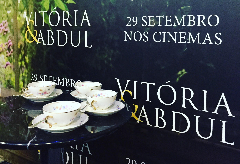 Filme Vitória & Abdul e uma receita surpresa