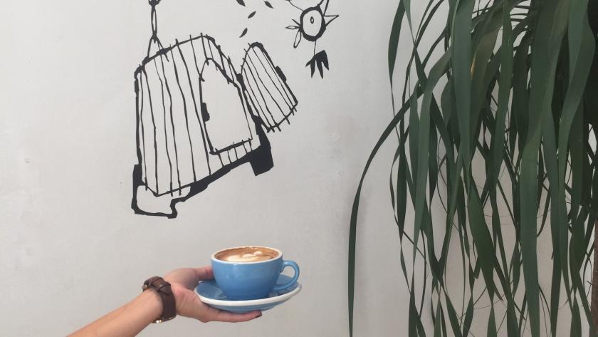 Wish slow coffee house Chiado