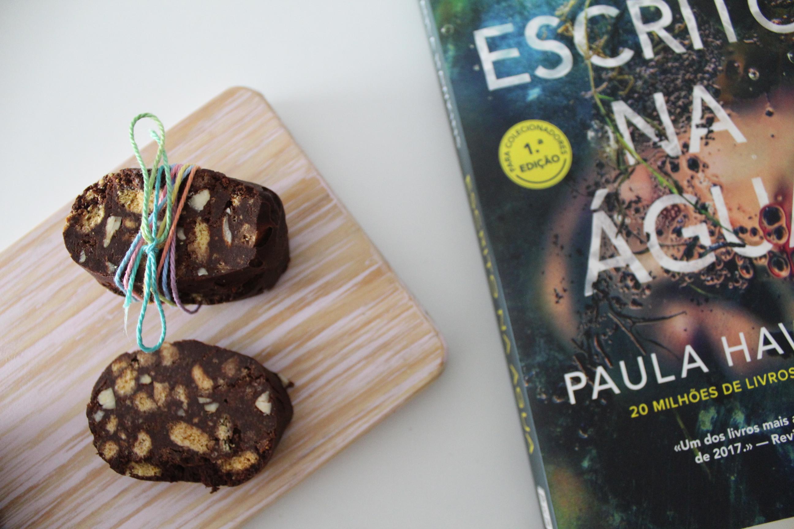 Páginas Salteadas | Salame de chocolate