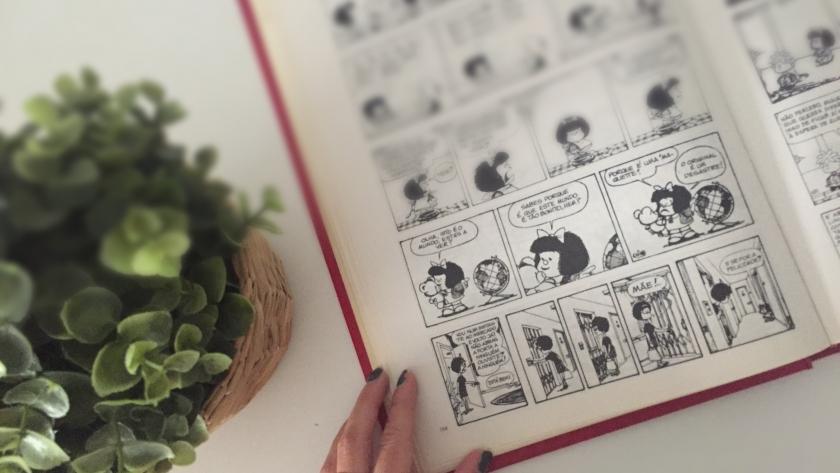 Chapters & Scenes | Banda desenhada