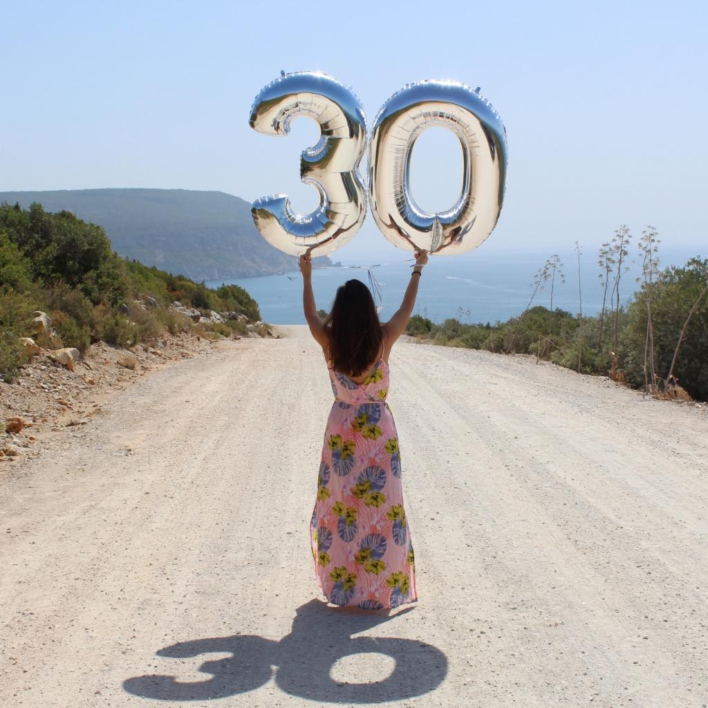 as fotografias do meu instagram 30 anos junho