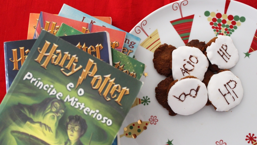 Páginas salteadas | Harry Potter e as bolachas mágicas