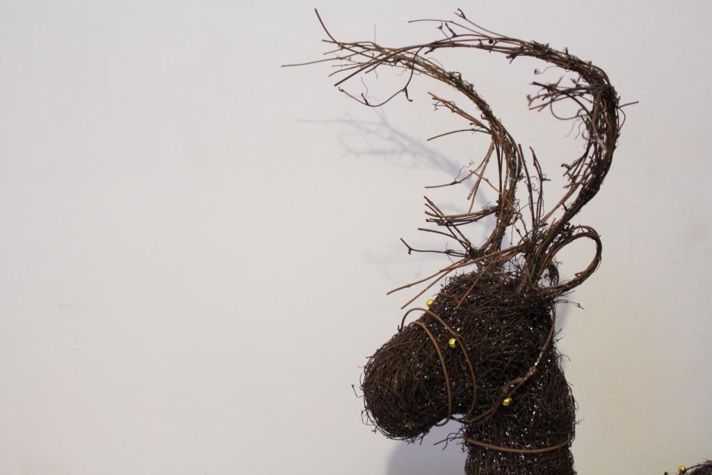 decorações de natal rodolfo