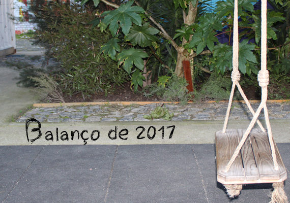 Baloiço para balanço do ano