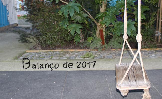 2017 em momentos para recordar e o balanço do ano