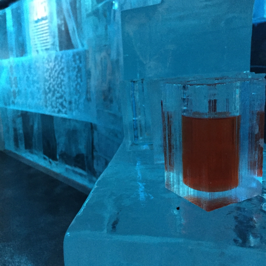 Estocolmo - ice bar