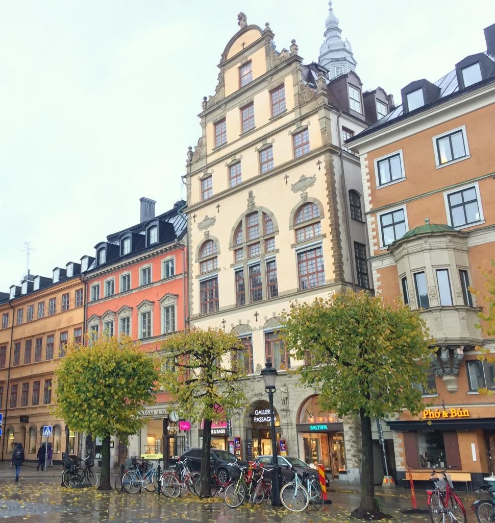 Estocolmo cidade