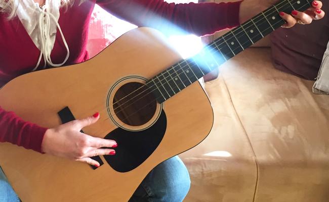 As músicas contam histórias