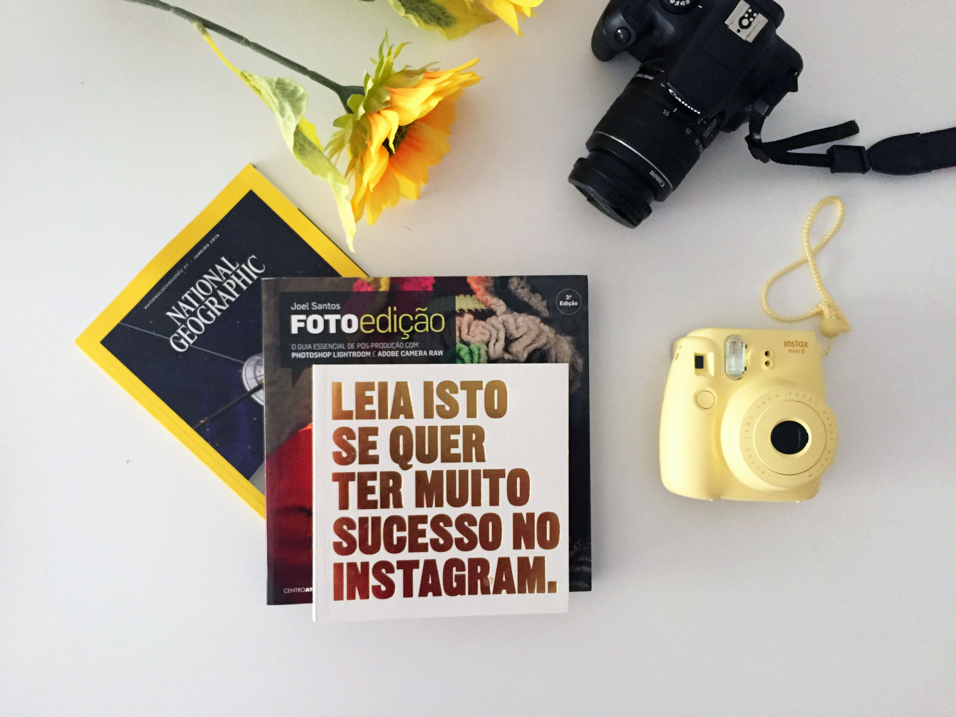 Fotografia: do papel ao instagram