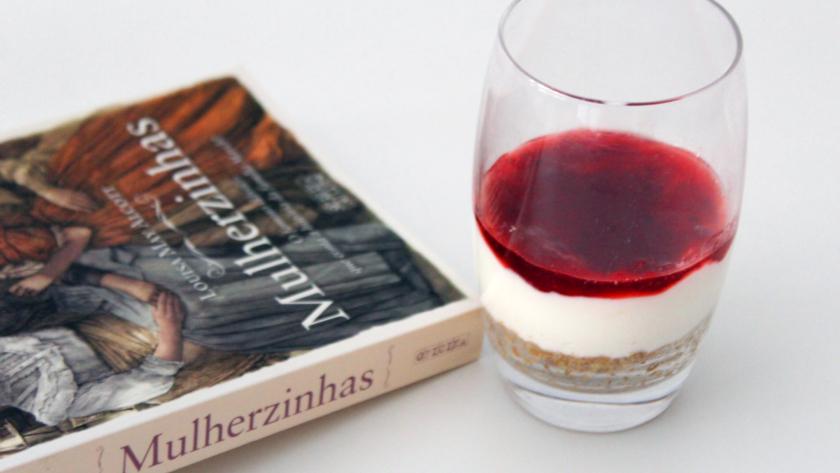 Páginas salteadas | Mulherzinhas e cheesecake familiar