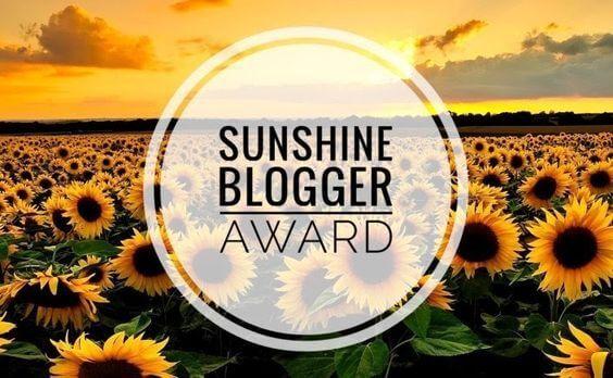 Tag 4 | Sunshine blogger award