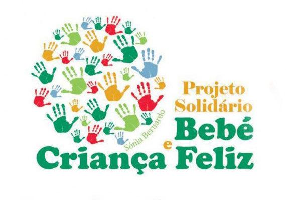 projecto solidário criança e bebé feliz