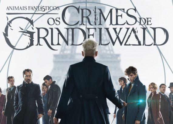 os crimes de grindelewald