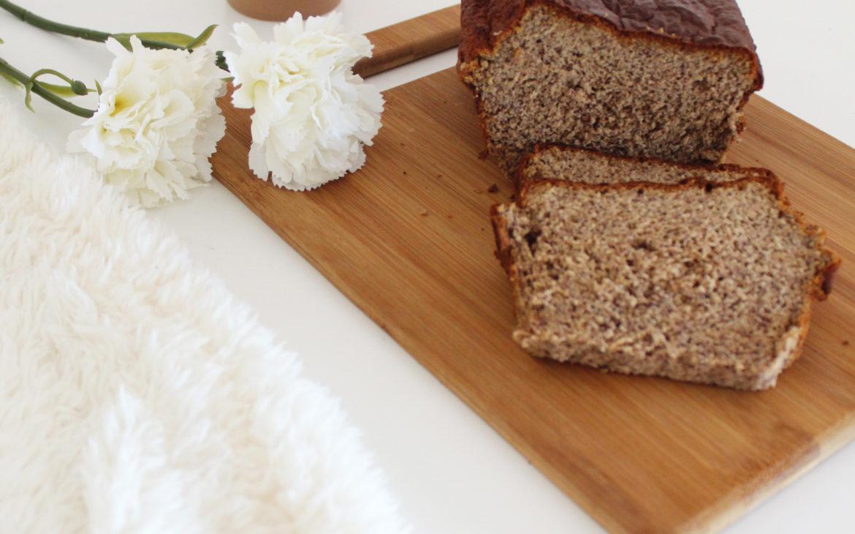 receitas de outras bloggers - pão de banana lolly taste