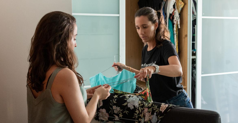 organizar a roupa