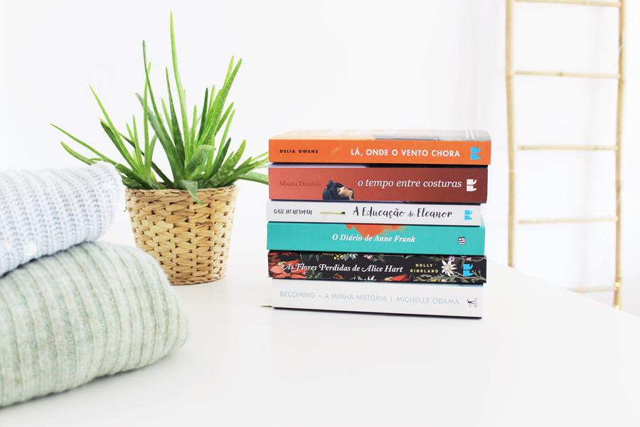 livros sobre mulheres