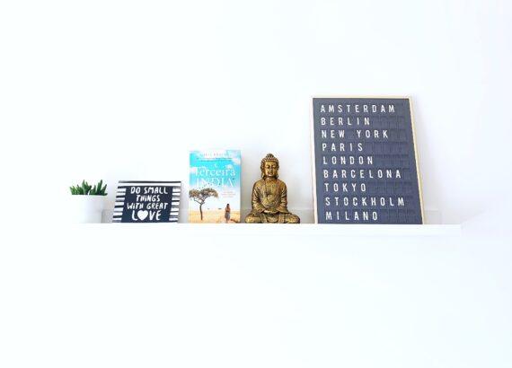 ideias para decoração da sala
