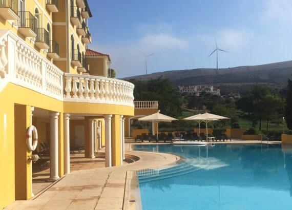 hotéis em portugal